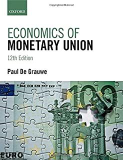 Economics of monetary union 9780198739876 economics books amazon economics of monetary union fandeluxe Images