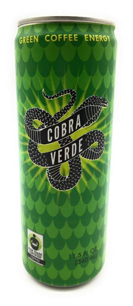 COBRA VERDE Green Coffee Citrus, 11.5 FZ