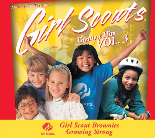 Girl Scouts G.H. 3 Brownie Girl Scouts Growing by Legend Productions