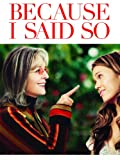 DVD : Because I Said So