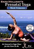 Sara Holliday's Prenatal Yoga: Third Trimester DVD