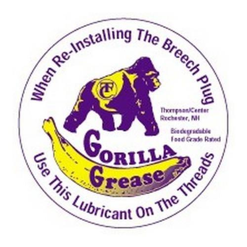 Gorilla Shooting Bag - Thompson Center Accessories 31007356 Gorilla Grease, 1/4 oz