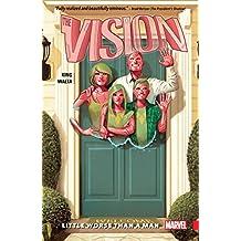 Vision Vol. 1: Little Worse Than A Man (Vision (2015-2016))