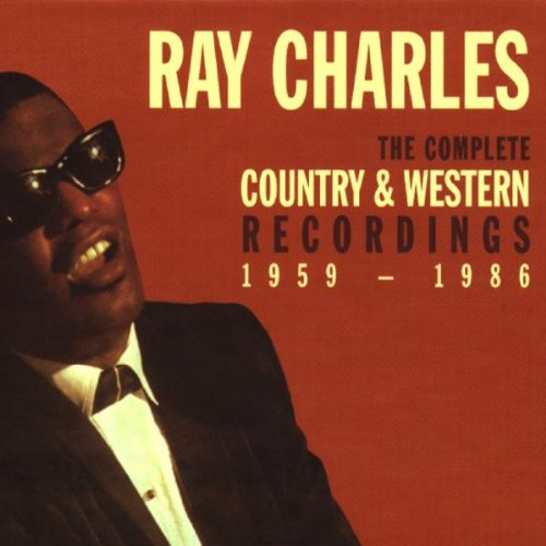 Ray Charles: The Complete Country & Western Recordings 1959-1986 by Rhino