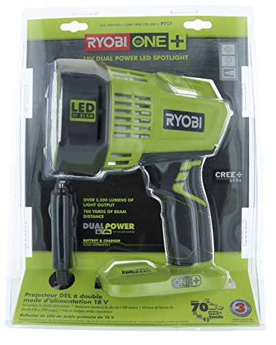 Ryobi 18V Led Light Bulb in Florida - 9