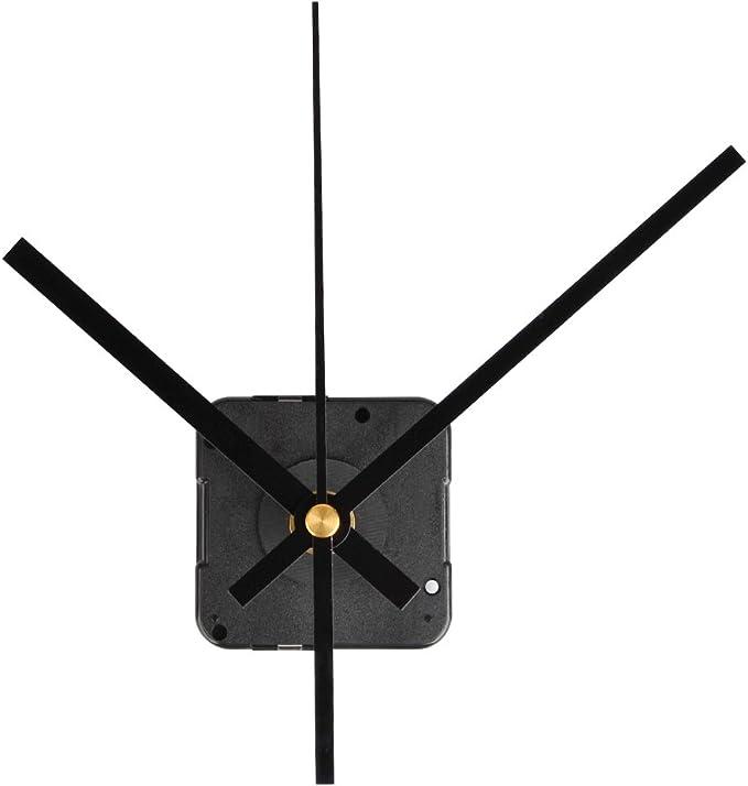 5785 Cute Quartz Clock Movement Mechanism Replacement Spoon Short Hands DIY