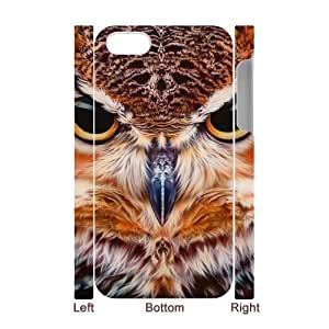 V-T-C5036595 3D Art Print Design Phone Back Case Customized Hard Shell Protection Iphone 4,4S