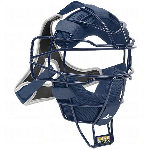 All-Star Ultra Cool Lightweight Catchers Face Mask Navy ()