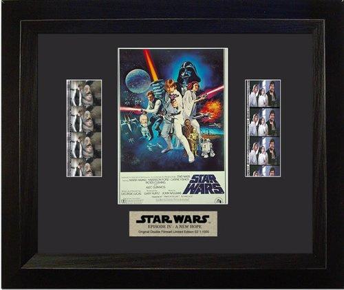 Filmcells Star Wars a New Hope Double Framed Art (S2) ()