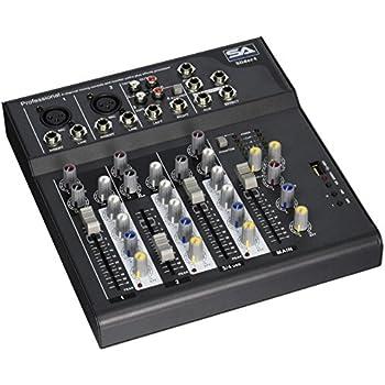 alesis multimix 4 usb four channel usb mixer musical instruments. Black Bedroom Furniture Sets. Home Design Ideas