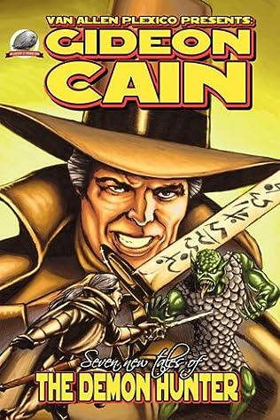 book cover of Gideon Cain: Demon Hunter