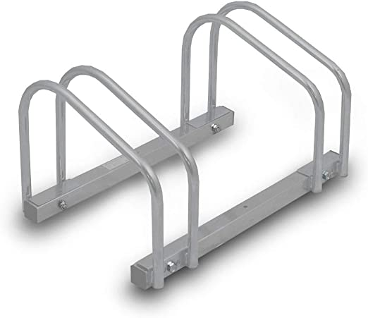 F/ür 2 Fahrr/äder BITUXX/® Fahrradst/änder Aufstellst/änder Radst/änder Fahrrad Bike St/änder Metall Platzsparend
