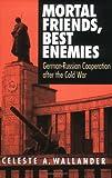 Mortal Friends, Best Enemies, Celeste A. Wallander, 0801486084