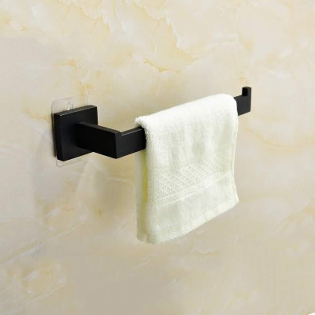 ZHANGY Badezimmerzubehör Hotel Badetuchring Edelstahl Handtuchhalter Badezimmer Lagerung Handtuchring