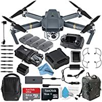 DJI Mavic Pro Advanced Bundle