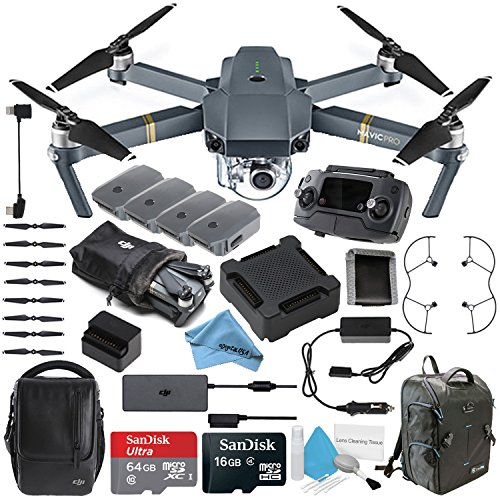 DJI Mavic Pro Advanced Bundle  For Sale