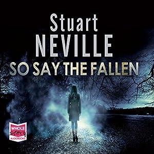 So Say the Fallen Audiobook