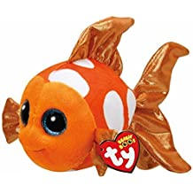 Ty Sami Fish Plush, Orange, Regular …
