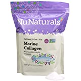NuNaturals – Proteins Marine Collagen, Wild-Caught, Non-GMO Project Verified, 11 oz Review