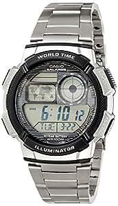 Casio Reloj con movimiento cuarzo japonés D082  40 mm