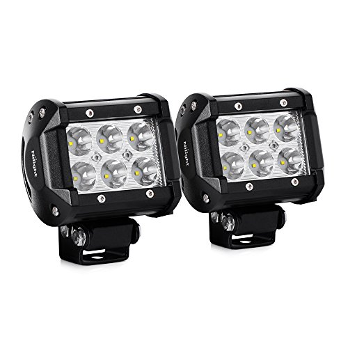off road led lights spot - 1