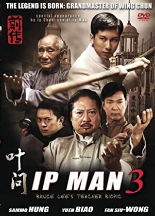 Amazon ip man 3 the legend is born grandmaster of wing chun ip man 3 the legend is born grandmaster of wing chun voltagebd Choice Image