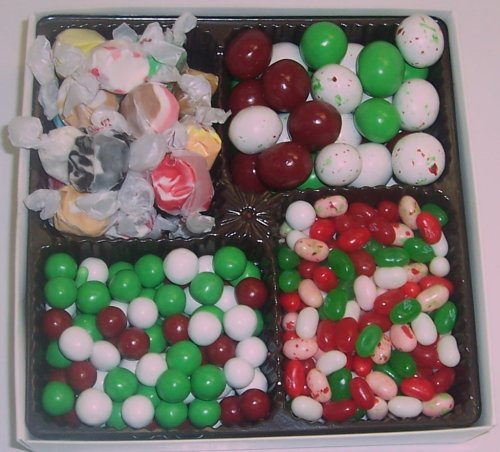 Scott's Cakes Large 4-Pack Christmas Mix Jelly Beans, Dutch