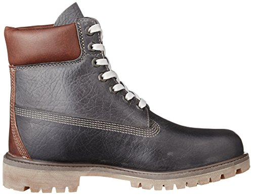 Timberland ICON 6-inch Premium Men's Winter Boots Grey A18AW IIu6KcRT5