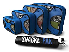 Pack More Clothes in a Small Space For Your Next Trip One of the toughest things to do while packing for a trip is fitting everything you want to bring with you into your luggage. Our packing cube system fixes that issue by neatly packing all...