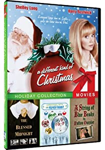4-Movie Holiday: Different Kind of Christmas/The Blessed Midnight/Christmas with the King Family/A String of Blue by Mill Creek Entertainment