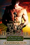 Vow of the Highlander (The MacLomain Series: Next Generation Book 2)