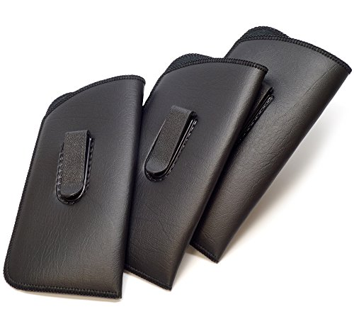eyeglass case with clip - 5