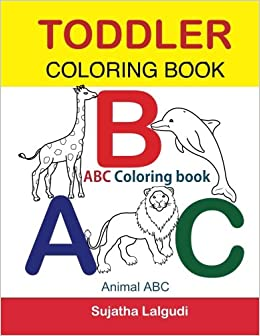 toddler coloring book abc coloring book animal abc book coloring for toddlers childrens learning books big book of abc activity books for book - Toddler Coloring Book