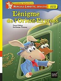 Hercule Carotte, détective : L'énigme de l'Orient-Express par Brissy