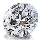0.11 Carats Round Brilliant Cut Loose Natural Diamond (G Color, VS Clarity)