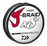Daiwa J-Braidx8 Braided Line White
