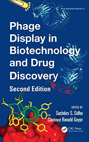 Phage Display In Biotechnology And Drug Discovery  Second Edition  Drug Discovery Series