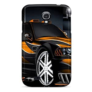 Great Cell-phone Hard Cover For Samsung Galaxy S4 (fkF3846mZAC) Allow Personal Design Stylish Bmw Skin