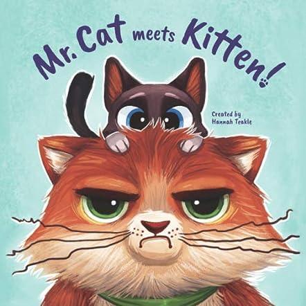 Mr. Cat Meets Kitten!