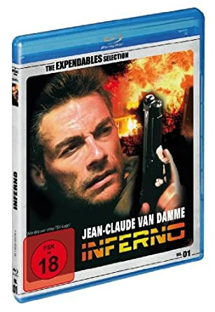 Inferno - The Expendables Selection No. 1 Alemania Blu-ray ...