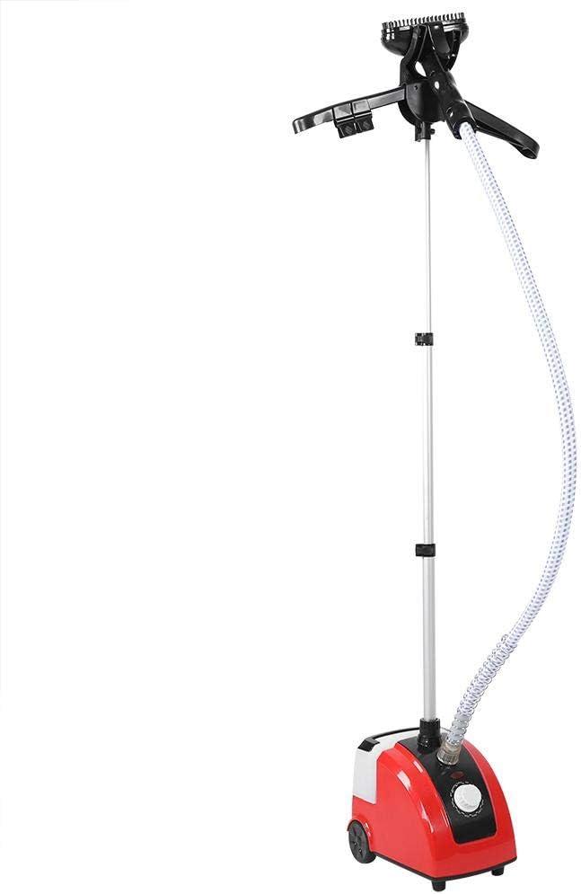 EBTOOLS - Plancha Vertical de Vapor, 1700 W, Plancha Vertical, Varilla telescópica retráctil con depósito de 1,7 L