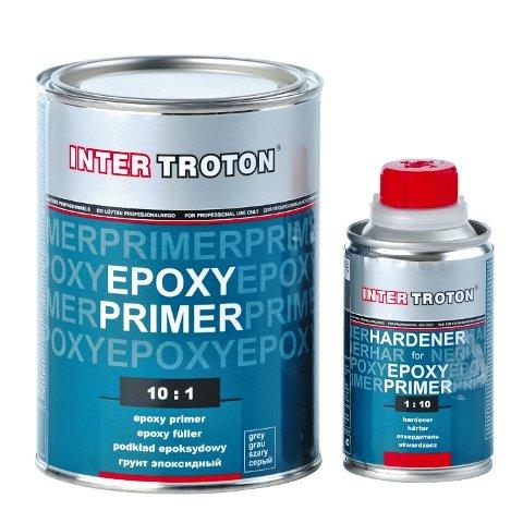 Troton Inter Base de epó xido, 2K 10:1-1,0 litros, Incluye endurecedor