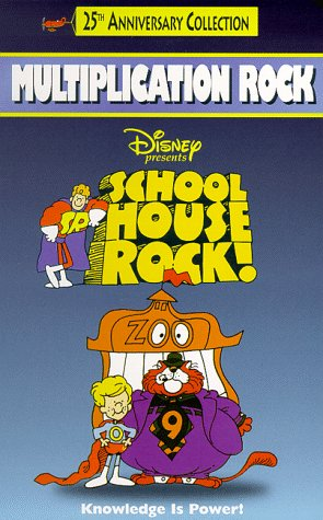 Schoolhouse Rock! - Multiplication Rock  - Multiplication Rock Video Shopping Results