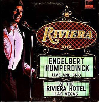 Engelbert Humperdinck: Live at the Riviera Hotel, Las Vegas [Vinyl LP]