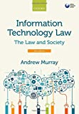 Information Technology Law: The Law and Society (Law & Society)
