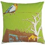 Koko Company Nesting Lime Decorative Pillow