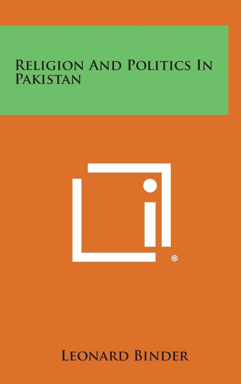 Download Religion and Politics in Pakistan ebook