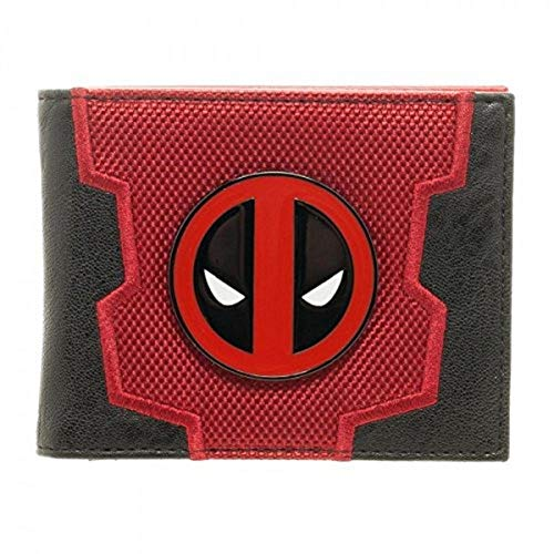 (Marvel Deadpool Bi-Fold Boxed Wallet)