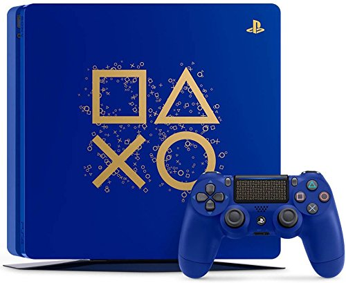 (PlayStation 4 Slim 1TB Limited Edition Console - Days of Play Bundle [Discontinued])