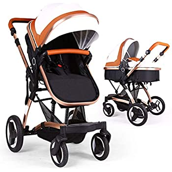 Amazon.com : Hot Mom 360 Rotation Stroller Winter outkit with ...